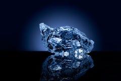 Blok van ijs Royalty-vrije Stock Foto