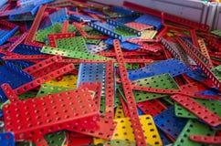 Blok zabawki obrazy stock