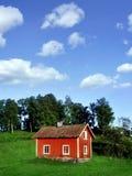 Blokhuis Stock Foto