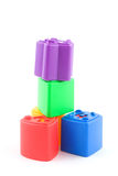 bloki barwiący Fotografia Stock