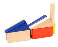 bloki target831_1_ zabawkę Obrazy Stock