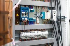 Bloki zarządzanie różnorodna elektronika ja zdjęcie stock