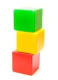 Blokken Stock Foto