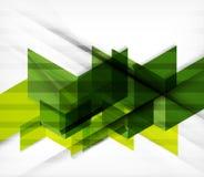 Blokken geometrische abstracte achtergrond Stock Foto's