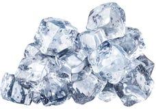 Blokken van ijs Royalty-vrije Stock Afbeeldingen
