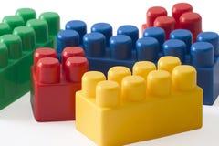 Blokken voor kinderen Royalty-vrije Stock Afbeeldingen