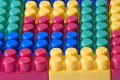 Blokken voor kinderen Stock Foto's