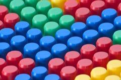 Blokken voor kinderen Stock Fotografie