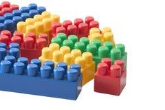 Blokken voor kinderen Stock Afbeeldingen