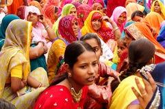 Blokkenwagenfestival, Nepal Royalty-vrije Stock Foto's
