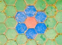 Blokkenwormen Royalty-vrije Stock Afbeelding