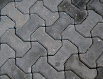 Blokowa ścieżka Zdjęcie Royalty Free