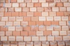Blokowa ściana Obrazy Stock
