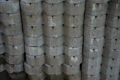 blokowej budynku betonu budowy nowy poniższy Zdjęcia Stock