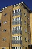 blokowi mieszkania Fotografia Royalty Free