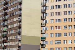 blokowi mieszkania Obraz Stock