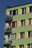 blokowi mieszkania zdjęcie royalty free
