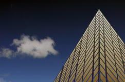 blokowy budynku miasta biura wierza Obraz Royalty Free