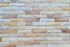 Blokowy Kamienny rząd ściany tło fotografia stock