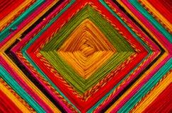 blokowy kolorowy wzór Obrazy Stock