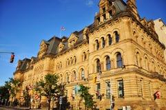 blokowy langevin Ottawa Fotografia Royalty Free