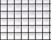 blokowy szkło Zdjęcia Stock