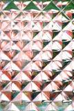 blokowy szklany multicolor Zdjęcie Stock