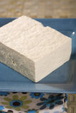 blokowy tofu zdjęcie stock