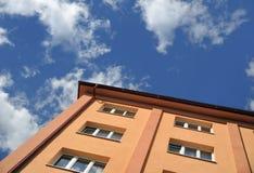 bloku mieszkaniowy budynku mieszkania Zdjęcie Royalty Free