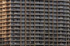 bloku mieszkaniowy miasta ampuła Obrazy Stock