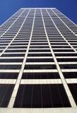 bloku mieszkaniowy wysoki wzrosta scrappers niebo Zdjęcie Stock