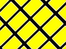 blokuje żółty Obraz Royalty Free
