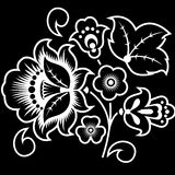 blom- Royaltyfria Foton