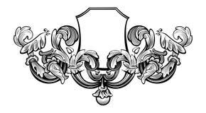blom- armdesign Royaltyfri Fotografi