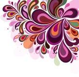 blom- bakgrund Arkivfoto