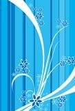 blom- bakgrundsdesign Arkivbild