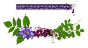 Blom- baner Arkivfoto