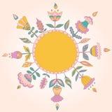 Blom- baner för livhändelser Royaltyfria Foton