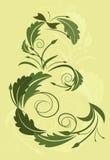 blom- bokstavsstil för e Royaltyfria Foton