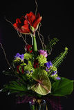 blom- bukett Royaltyfria Bilder