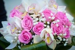 Blom- bukett Fotografering för Bildbyråer