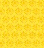 Blom- dekorativ sömlös texturbakgrundsintelligens Royaltyfri Fotografi