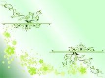 blom- dekorativt för bakgrund Arkivbilder