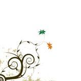 blom- design Royaltyfri Bild