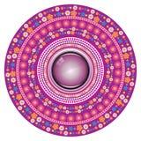 blom- diskett Royaltyfria Foton