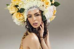 Blom- drottning Arkivbilder