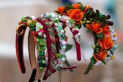 Blom- filé Royaltyfri Fotografi
