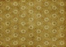 blom- gammal wallpaper för bakgrund Arkivfoto