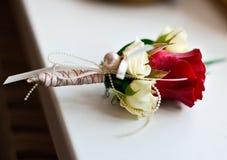 Blom- garnering Arkivbild