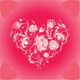 blom- gesign Royaltyfria Bilder
